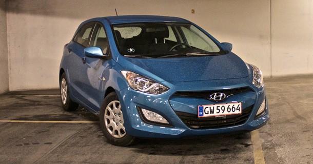 Test: Hyundai i30 1.6 CRDi Comfort