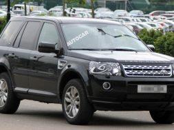 Facelift til Land Rover Freelander 2