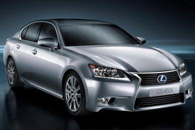 Den nye Lexus GS er nu introduceret
