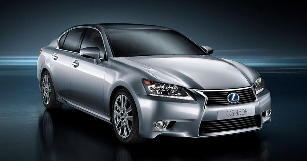 Lexus GS fra 999.950 kr. – Video