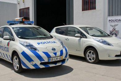 Portugal har indkøbt Nissan Leaf som politibil