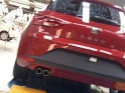 Spionbillede af den nye SEAT Leon Mk3