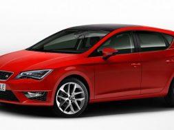 Den nye SEAT Leon pris