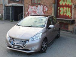 Nu kan du lease Peugeot 208 fra 2.800 kr.!
