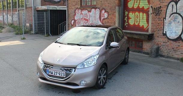 Test: Peugeot 208 1.4 e-HDi ESG Active