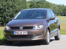 Bilsektionen tester VW Polo 1.2 TSI med 90 hk