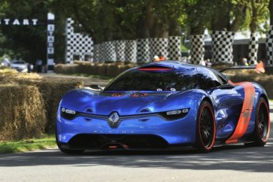 Renault vender tilbage til Le Mans!