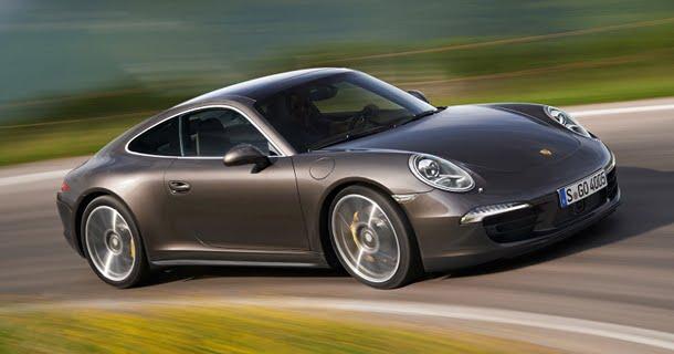 Porsche 911 Carrera 4 får avanceret firehjulstræk
