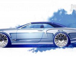 Bentley Mulsanne Cabriolet