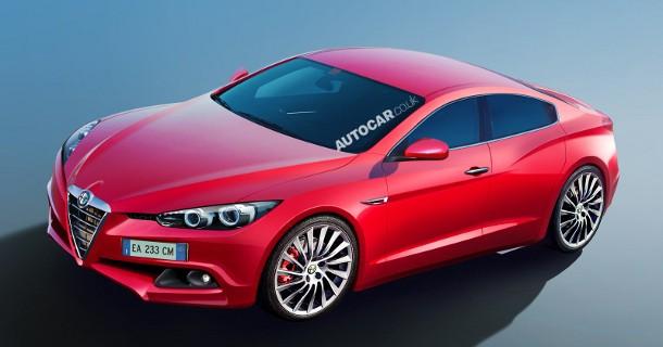 Alfa Romeo klargør deres 3-serie rival