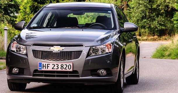Test: Chevrolet Cruze 2.0 LT