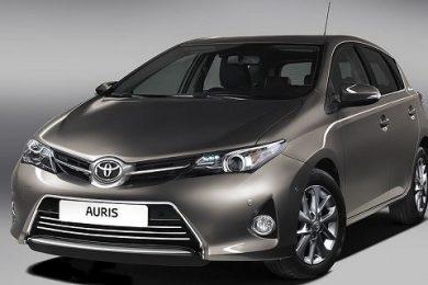 Toyota er klar til at vise den nye Auris i Paris