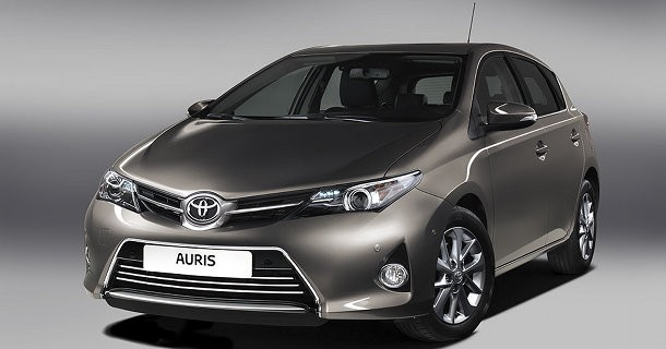 Mød den nye Toyota Auris
