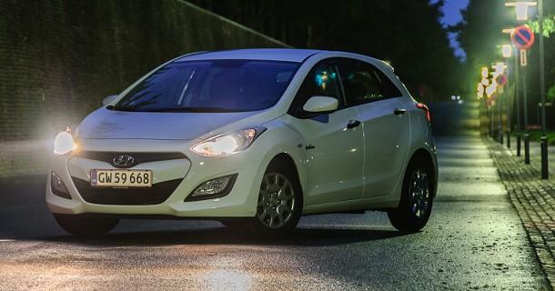 Kviktest: Hyundai i30 1.6 GDI Comfort