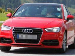 Audi S3 spionfoto