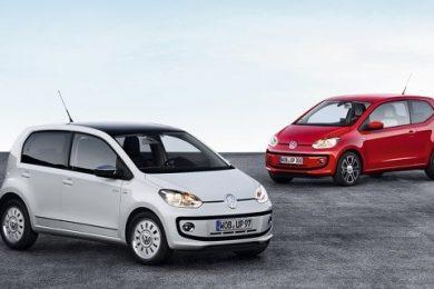VW up! er den mest solgte bil i marts 2013
