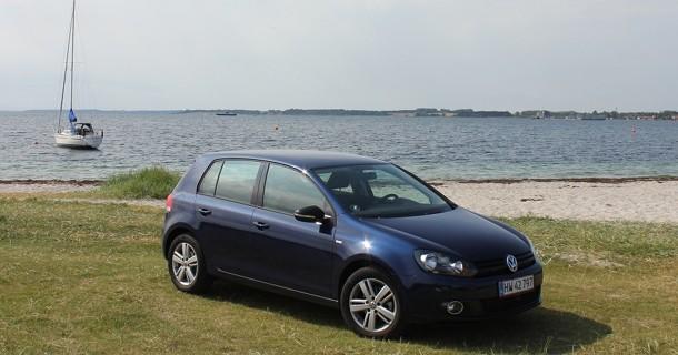 Test: VW Golf 1.6 TDI Match