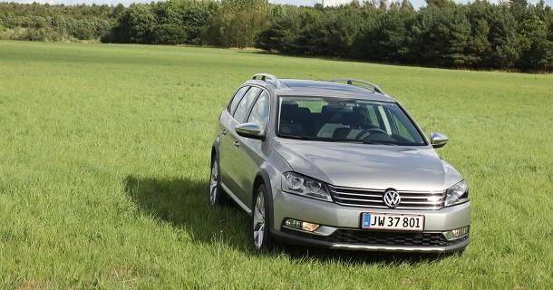 Test: VW Passat Alltrack 2.0 TDI 4Motion