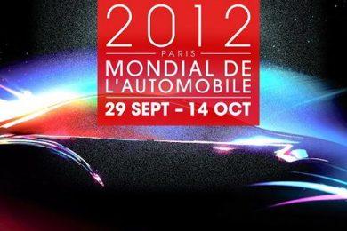 Paris Motor Show 2012 logo