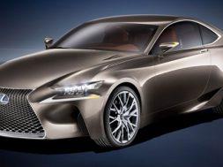 Næste Lexus F model bliver mere hårdkogt Bilsektionen.dk