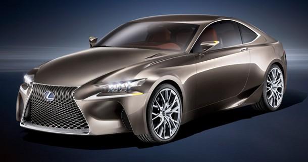 Lexus viser LF-CC koncept