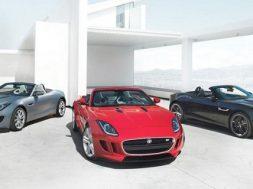 Jaguar F-Type lækket