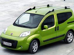 Fiat Qubo lanceres nu med en ny motor