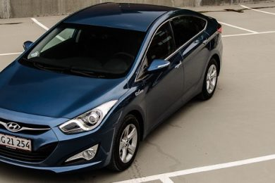 Billigere at lease Hyundai i40