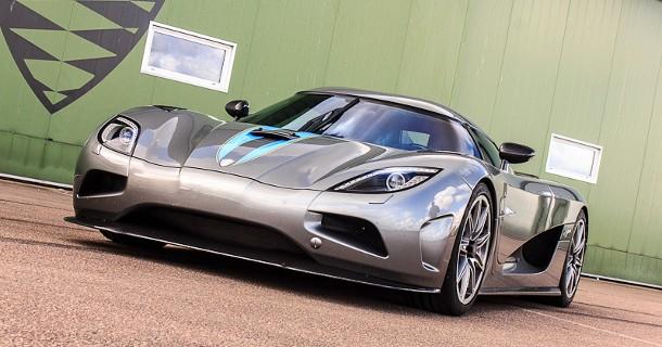 På fransk visit hos Koenigsegg – Video