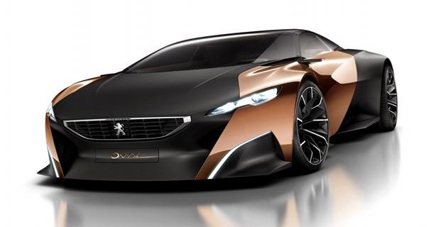 Peugeot ONYX er det bedste koncept