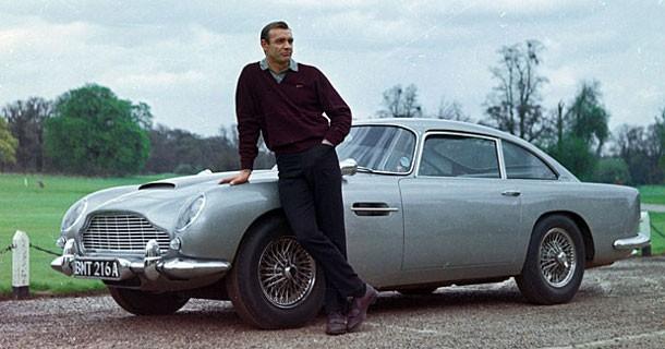 Aston Martin til salg?