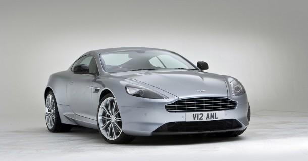 Facelift til Aston Martin DB9