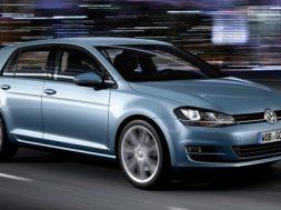 Her kan du se den nye Volkswagen Golf Mk7
