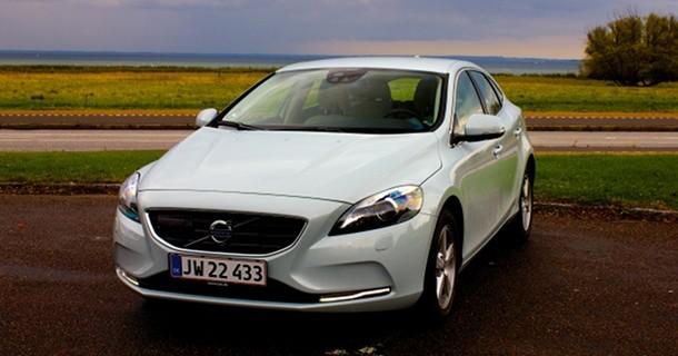 Test: Volvo V40 T3