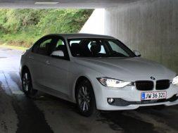 Test af BMW 316d – BMW på budget