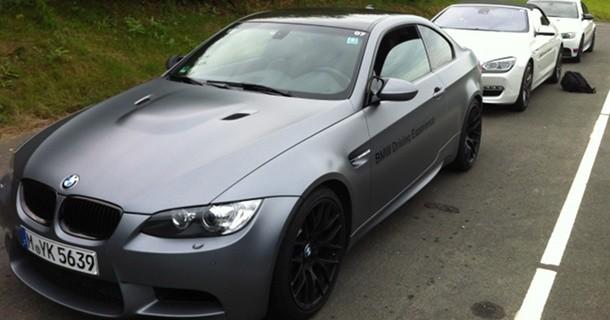 Produktionen af BMW M3 E92 Coupé stoppes