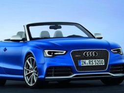 Du kan læse mere om den nye Audi RS5 cabriolet her