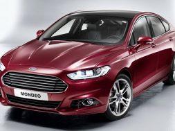 Den nye Ford Mondeo med 1.0 EcoBoost motor