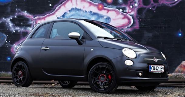 Ny Fiat 500 Street samt stærke leasingpriser