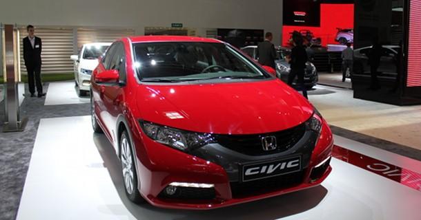 Honda Civic klarer knap 28 km/l – Video