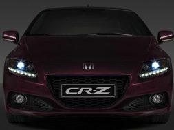 Facelift til hybridbilen Honda CR-Z