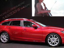 Her er den nye Mazda6 stationcar og sedan