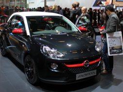 Opel Adam vil koste fra 120.000 kr.