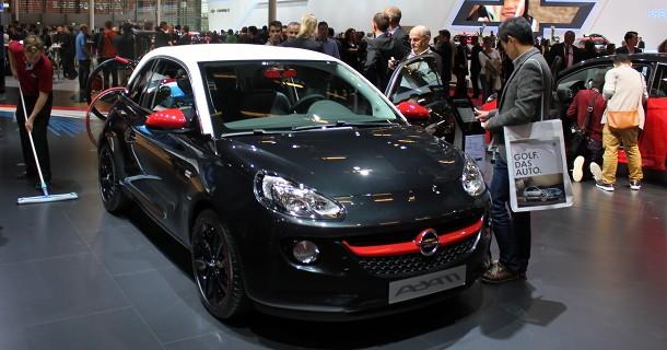 Opel Adam eller Fiat 500?