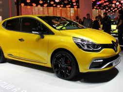 Ny Renault Clio R.S. med 197 hk