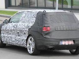Se spionbilleder af den nye VW Golf R
