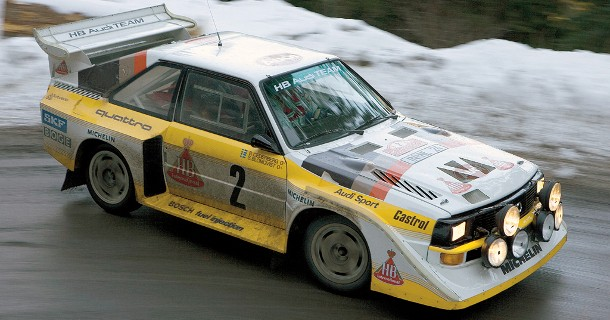 Audi Sport Quattro – Video