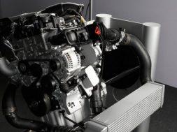 BMW trecylindret motor