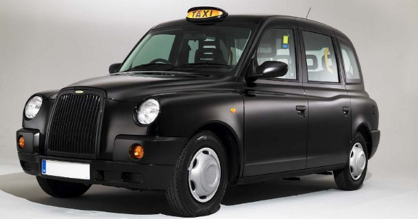 Slut med London-taxier?