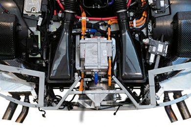 Ferrari Enzo motorrum